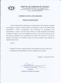 ASSEMBLEIA GERAL EXTRAORDINÁRIA - Hospital de Caridade Canguçu