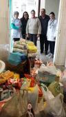 Doação arrecadação Igreja Católica N.S. da Conceição e Doação de arrecadação Spaço Eventos. - Hospital de Caridade Canguçu